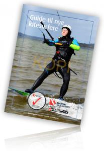 Danske Sejlunion Kitesurfing kursus guide fra Kitevest